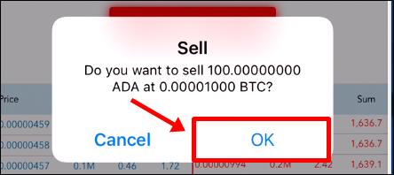 Bittrex,スマホ,アプリ,使い方,アンドロイド,iPhone,取引,おすすめ