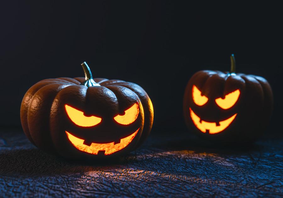かぼちゃ,怪しい