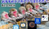 【Bittrex】スマホアプリのおすすめと使い方!アンドロイドやiPhoneで超簡単に取引できる神アプリ降臨