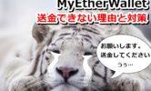 MyEtherWalletのガスリミットとは?送金できない理由と対策